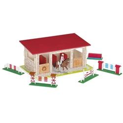 Figurina Papo - Set Boxa cai lemn+2 figurine
