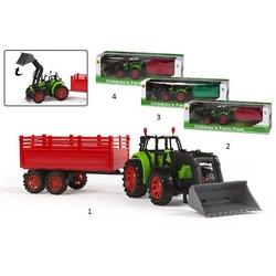 CB-Tractor cu remorca 4 modele asortate