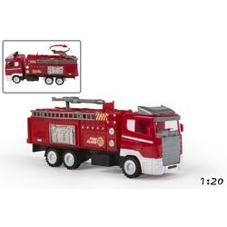 CB-Masina pompieri 2 modele asortate