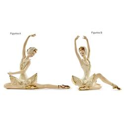 Statueta balerina 19 cm