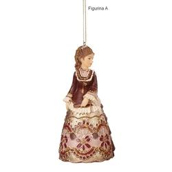 Castelana ornament 13 cm