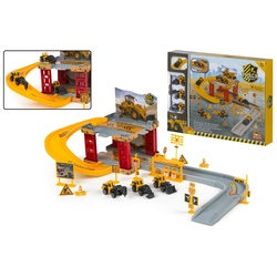 Set constructii cu masini constructii