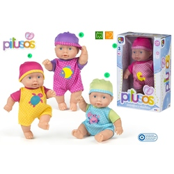 Bebelus in costumas cu sunet
