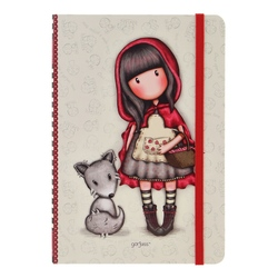 Agenda coperti tari Gorjuss Little Red Riding Hood