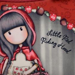 Pouch neopren Gorjuss Little Red Riding Hood