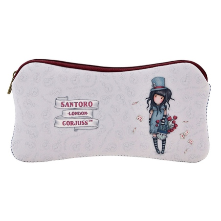 Pouch neopren Gorjuss The Hatter