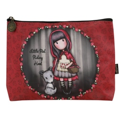 Geanta pentru accesorii Gorjuss Little Red Riding Hood