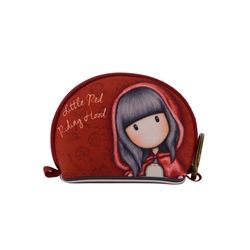 Portofel pentru monede Gorjuss Little Red Riding Hood