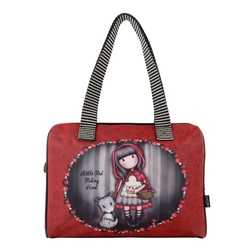 Geanta cu barete Gorjuss Little Red Riding Hoot