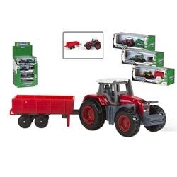 Tractor ferma diecast 1:72