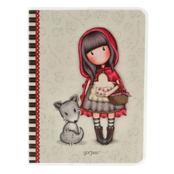 Caiet A6 Gorjuss Little Red Riding Hood