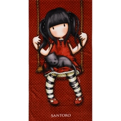 Prosop 75x150 cm Santoro Gorjuss-Ruby