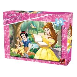 Puzzle 24 piese modele asortate Princess
