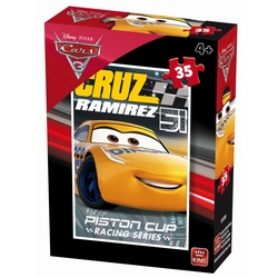 Puzzle 35 piese Disney Cars3