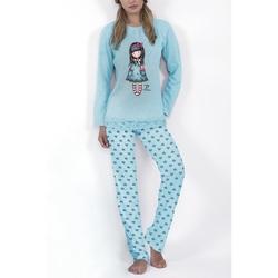 Gorjuss Pijama dama lunga-Pretty as a picture