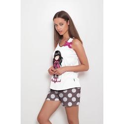 Gorjuss Pijama dama scurta-Ladybirds