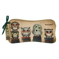 Grumpy Owls Pouch neopren