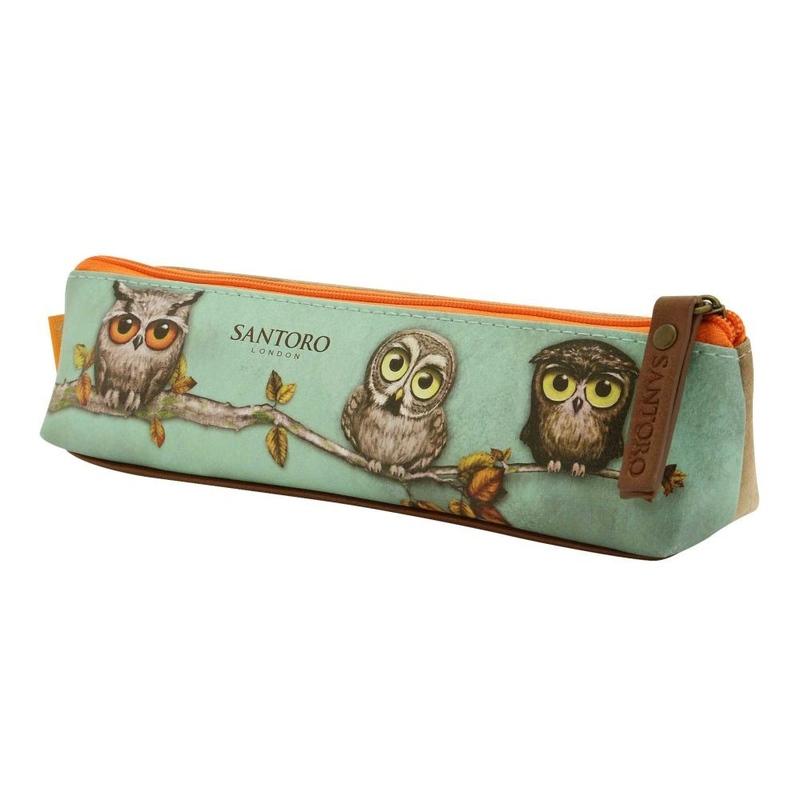 Grumpy Owl Penar ingust accesorii