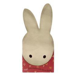 Poppi Love Carnetel profilat White Bunny