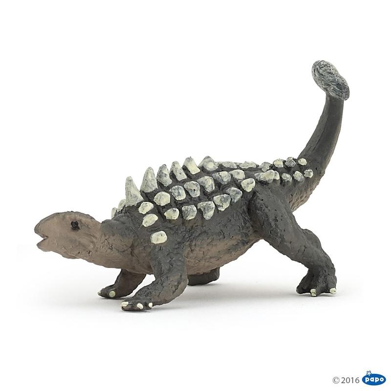 Figurina Papo - Mini Ankylosaurus