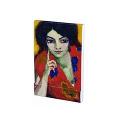 Carnet notite A7, 32 pg, 8x12 cm van Dongen - Vrouw