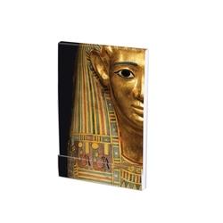 Carnet notite A7, 32 pg, 8x12 cm Mummy mask, SMB