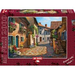 Puzzle 2000 p.Rue De Village - SUNG KIM