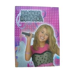 BIBLIORAFT Hannah Montana
