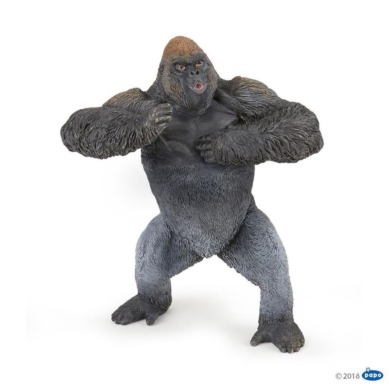 Figurina Papo-Gorila de munte