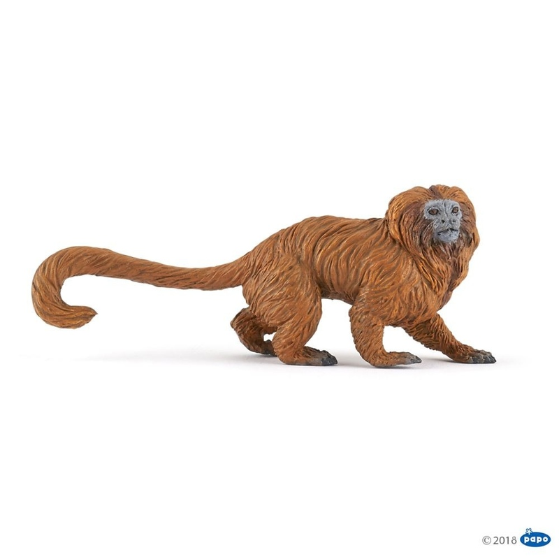 Figurina Papo-Maimuta leu tamarin