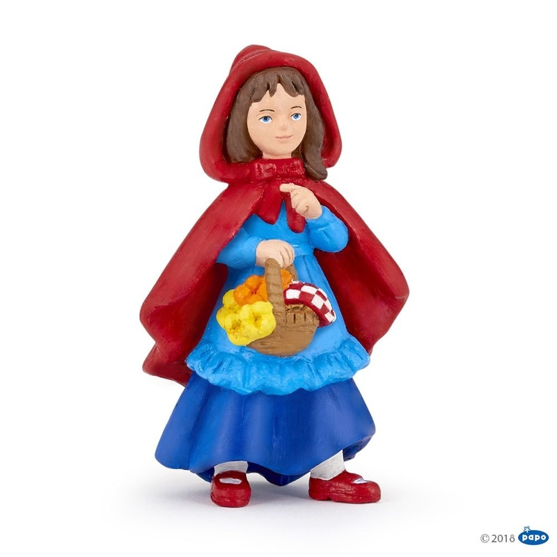 Figurina Papo-Scufita Rosie