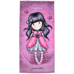 Prosop 75x150 cm Santoro Gorjuss-Ladybird