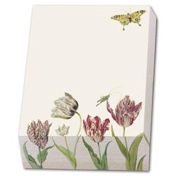 Bloc notite cu 164 file Tulpen/Tulips Jacob Marrel Collection