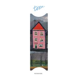 Semn de carte Village musician-Toon Hermans