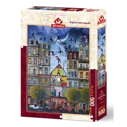 Puzzle 500 piese - DREAM STREET