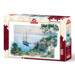 Puzzle 500 piese - THE BAY