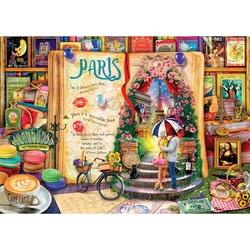 Puzzle 1000 piese - PARIS