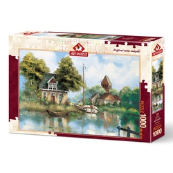 Puzzle 1000 piese - BACK HOME