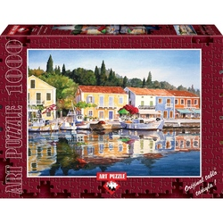 Puzzle 1000 piese - FISCARDO