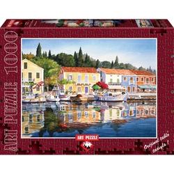 Puzzle 1000 piese - FISCARDO
