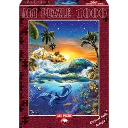 Puzzle 1000 piese - HAWAIIAN DAWN