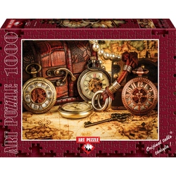 Puzzle 1000 piese - PAST TIME