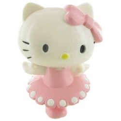 Figurina - Hello Kitty- Dancer
