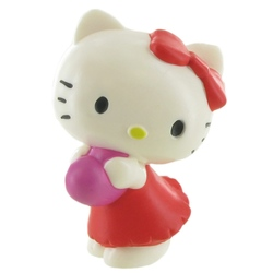 Figurina - Hello Kitty- Heart