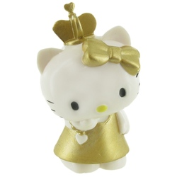 Figurina - Hello Kitty- Gold