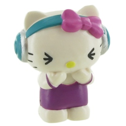 Figurina - Hello Kitty- Music