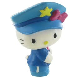 Figurina - Hello Kitty- Police