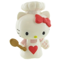 Figurina - Hello Kitty- Chef