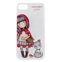 Gorjuss - Husa flexibila Iphone 8 - Little Red Riding Hood