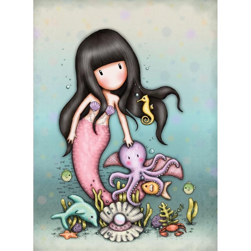 Felicitare Gorjuss - So Nice To Sea You